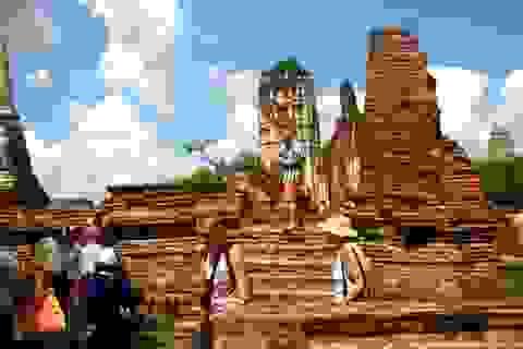 Đến Thái Lan đừng quên ghé cố đô Ayutthaya