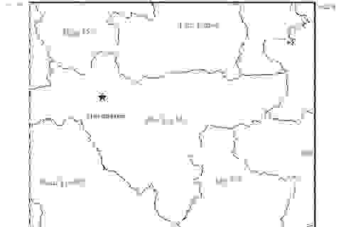 Lại động đất 3,7 độ richter ở Sông Tranh 2