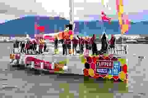 Cuộc đua thuyền buồm vòng quanh thế giới đã đến Đà Nẵng