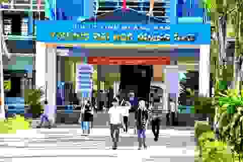 ĐH Quảng Nam công bố điểm chuẩn xét tuyển ĐH, CĐ 2016