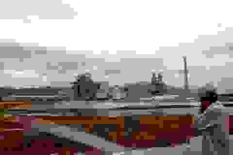 Tạm dừng hoạt động nhà máy sô đa gây ô nhiễm