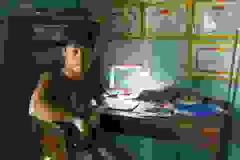 Cậu học trò khuyết tật đặc biệt nặng đã vào giảng đường đại học