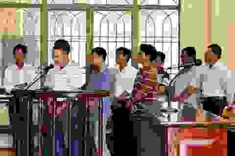 11 cán bộ hầu tòa vì gây thiệt hại hàng chục tỉ đồng tại thủy điện Sông Bung 4