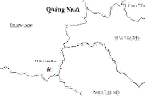 Quảng Nam: 10 ngày 3 trận động đất