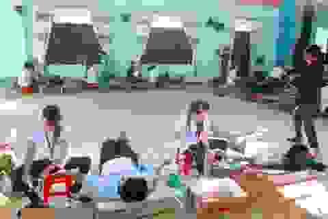 Thăm làng hiến máu cứu người