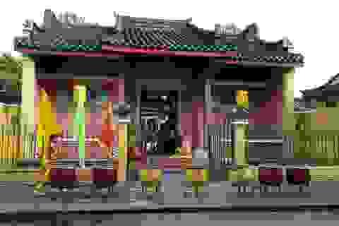 Hội An: Thêm một di tích được mở cửa để phục vụ du khách