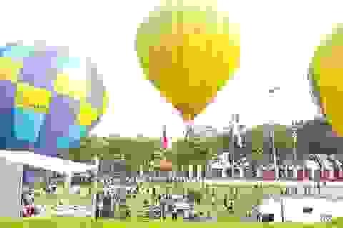 Quảng Nam sẽ mở dịch vụ bay khinh khí cầu vào dịp Tết Nguyên đán 2017