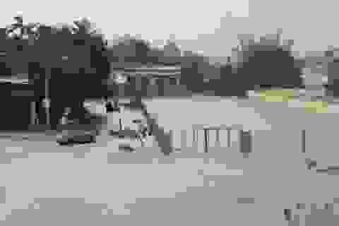 Quảng Nam cảnh báo mưa to, lũ lớn trong vài ngày tới