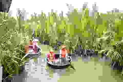 Hội An chấn chỉnh tình trạng du lịch bát nháo ở rừng dừa Bảy Mẫu
