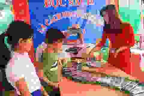Quảng Trị: Học sinh miền núi tham gia ngày hội đọc sách