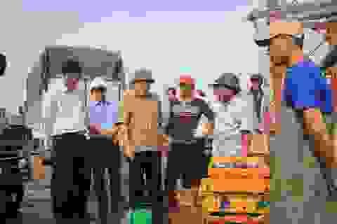 Nỗ lực thực hiện nhiều giải pháp hỗ trợ ngư dân