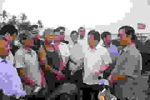 Hỗ trợ khẩn cấp ngư dân bị ảnh hưởng do hiện tượng cá chết