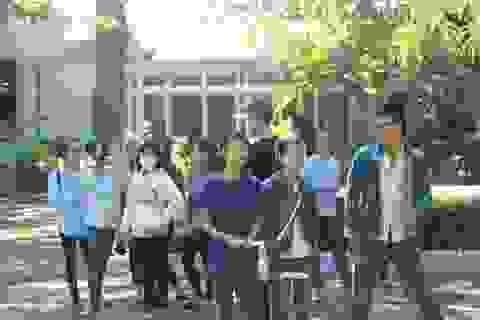 Quảng Trị: Chuẩn bị đầy đủ cơ sở vật chất tại các điểm thi THPT Quốc gia