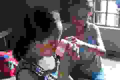 Thiếu 70 triệu đồng mổ tim, mẹ nghèo cắn răng chịu đựng cái chết đang cận kề
