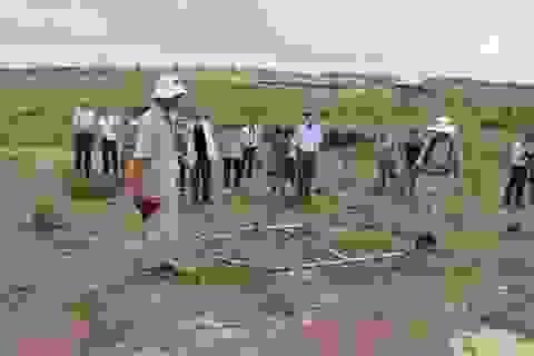 Quảng Trị còn hơn 390.000ha đất bị ô nhiễm bom, mìn