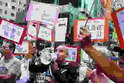 """Mỹ """"phản pháo"""" cáo buộc của lãnh đạo Hồng Kông"""