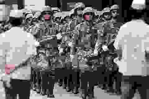 Bạo lực leo thang, Tân Cương tuyển 3.000 cựu binh sĩ để bảo vệ dân