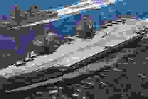 """Anh sẽ """"mời"""" máy bay Mỹ sử dụng tàu sân bay mới"""