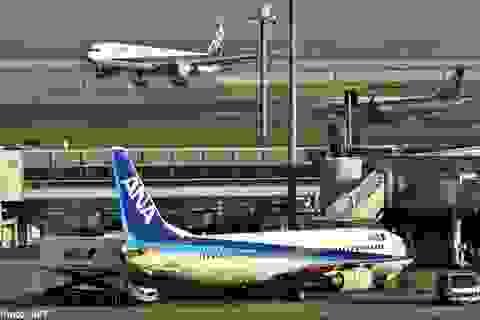 Máy bay Nhật hạ cánh khẩn cấp tại Philippines