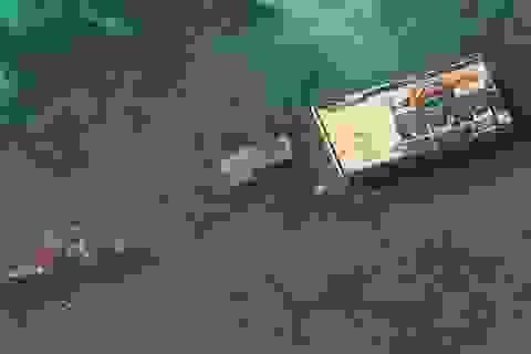 Mỹ yêu cầu Trung Quốc chấm dứt xây dựng đảo ở Trường Sa