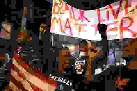 """Mỹ: Biểu tình tại """"điểm nóng"""" Ferguson lan rộng ra nhiều thành phố"""