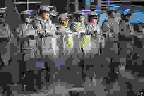 Mỹ điều hơn 2.000 binh sĩ tới Ferguson dẹp bạo động