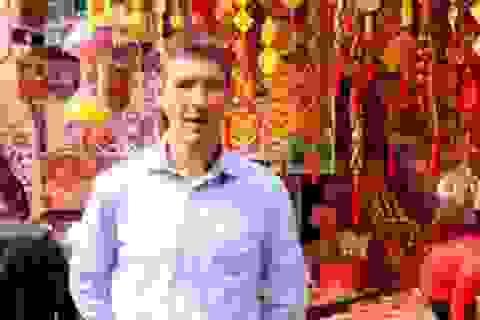 Đại sứ Anh tại Việt Nam chúc Tết nguyên đán