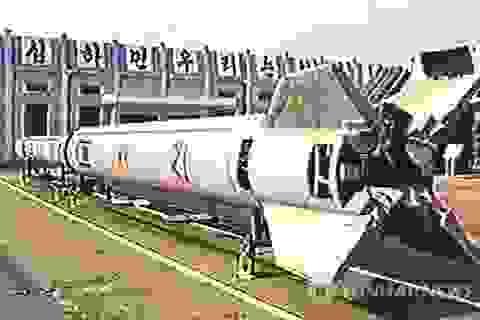 Hàn Quốc ra sách trắng, nghi Triều Tiên có công nghệ thu nhỏ đầu đạn hạt nhân