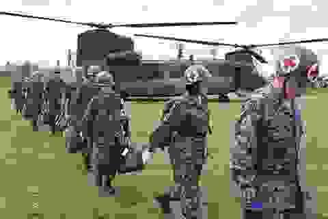 Nhật Bản xúc tiến sửa đổi luật về việc đưa quân ra nước ngoài