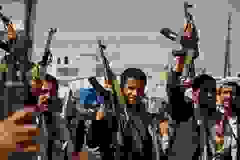 Phiến quân Hồi giáo chiếm dinh tổng thống tại Yemen