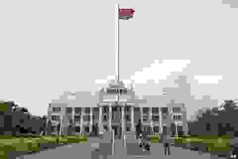Trung Quốc ngang nhiên lập ban vũ trang ở Hoàng Sa của Việt Nam