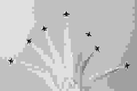 Hàn Quốc phát triển máy bay chiến đấu thế hệ mới
