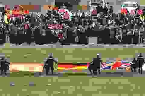 Châu Âu tưởng niệm các nạn nhân vụ rơi máy bay Đức