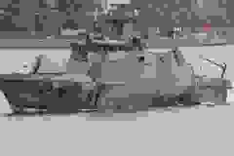 Phần Lan bắn bom cảnh báo vật thể lạ nghi là tàu ngầm Nga