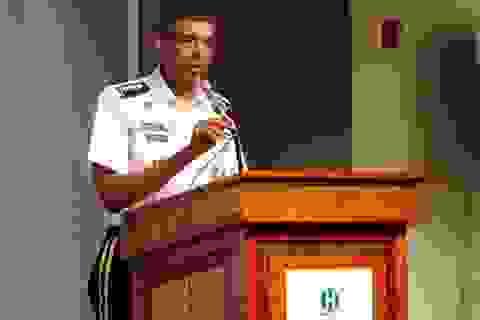 Mỹ đẩy mạnh đối thoại quân sự với Trung Quốc
