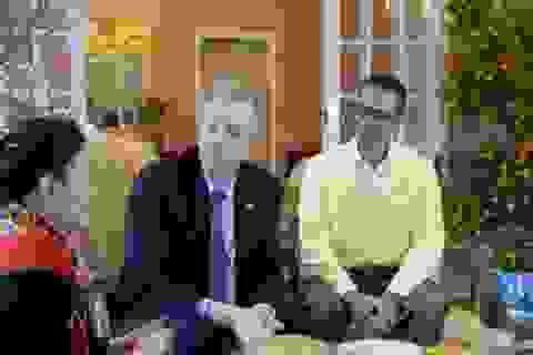 Đại sứ Mỹ Ted Osius chúc Tết người Việt