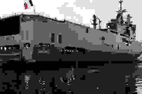 Pháp phải hoàn tiền cho Nga nếu thương vụ Mistral bất thành