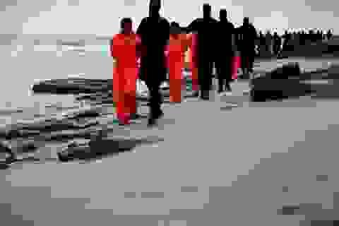 9 công nhân dầu mỏ nước ngoài bị IS bắt cóc tại Libya
