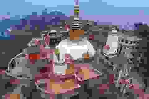 Thủ đô của Nepal hoang tàn sau cơn địa chấn kinh hoàng