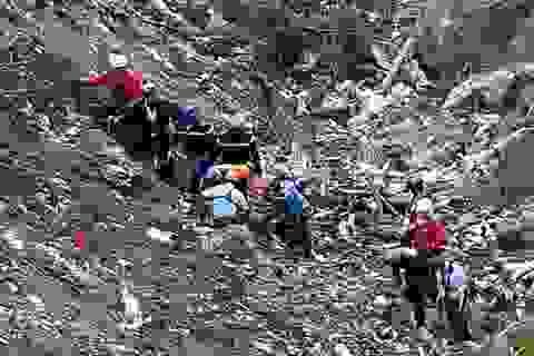Không có bất kỳ thi thể nguyên vẹn nào tại hiện trường tai nạn máy bay Đức