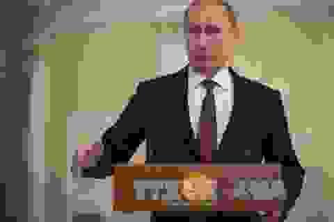 Mọi toan tính gây sức ép lên Tổng thống Putin đều vô ích