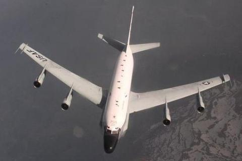 Mỹ nổi giận vụ máy bay do thám bị chiến đấu cơ Nga chặn đầu