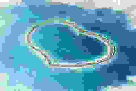 Trung Quốc lộ ảnh quy hoạch trái phép bãi đá Vành Khăn
