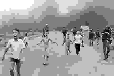 Triển lãm bộ ảnh quý về Chiến tranh Việt Nam