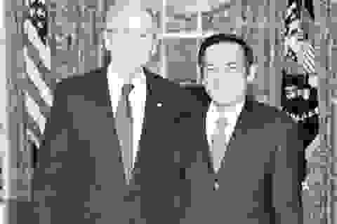 Giám đốc CIA bất ngờ mời tiệc Đại sứ Việt
