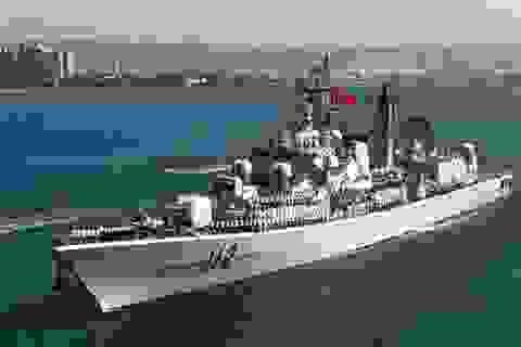 Vì sao Trung Quốc muốn lập căn cứ quân sự ở châu Phi?