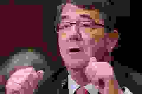 """Bộ trưởng quốc phòng Mỹ """"tố"""" Trung Quốc thay đổi nguyên trạng Biển Đông"""