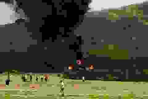 Trực thăng quân sự Mỹ rơi tại Hawaii, 1 người chết, 21 người bị thương