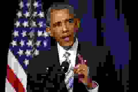 Tổng thống Mỹ cảnh báo về hoạt động xây đảo của Trung Quốc