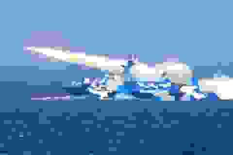 Trung Quốc tập trận gần Philippines, Đài Loan
